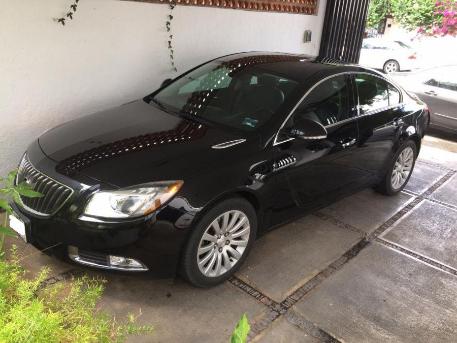 Venta de Auto Usado Automovil Buick Regal Premium Coche 2013 Impecable. Merida, Yucatan.