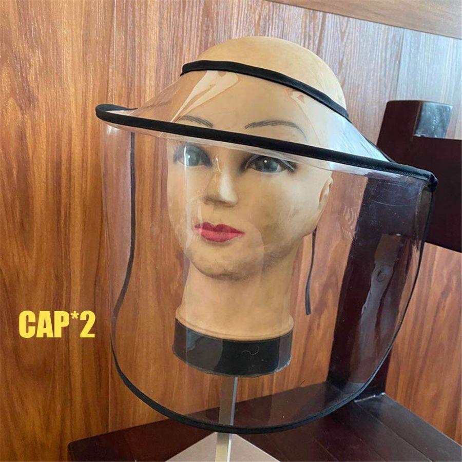 Carátula de protección, máscara protectora mascarilla