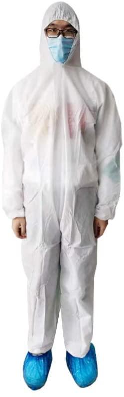 Traje De Protección Desechable  Overoles protectores Batas quirurgicas Venta
