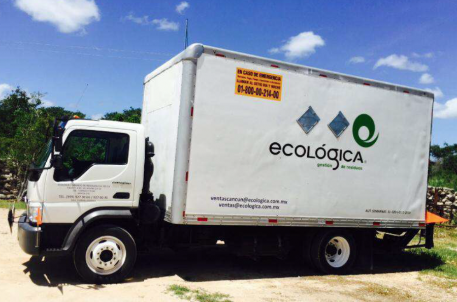 Recolección de Residuos, Limpieza Fosas, Drenajes, Sumideros. Ecológica Merida