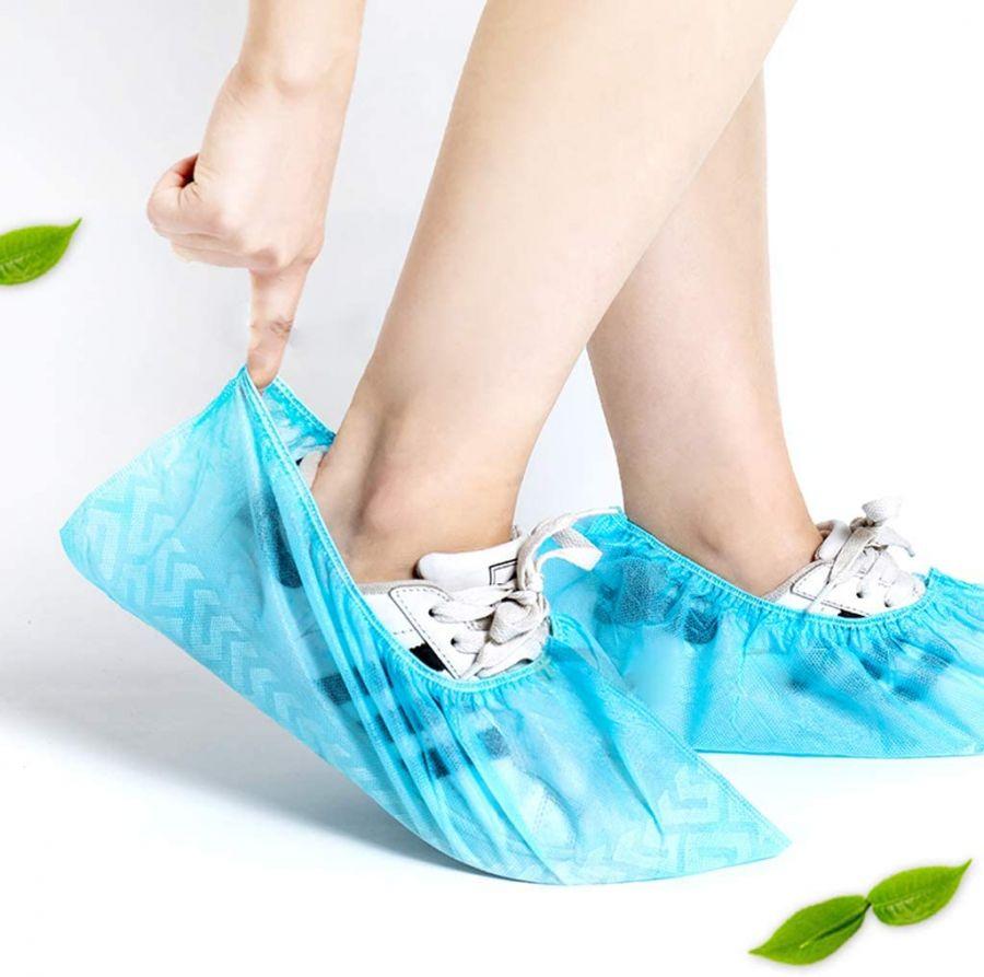 Cubrezapato Cubierta de Zapato Shoe Cover Protectores