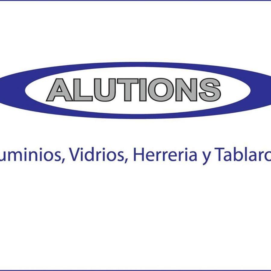 Venta Aluminio Vidrio Herreria Estructuras Puertas Portones. Alutions Merida